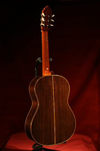 Redwood and Indian Guitar
