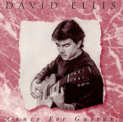 David Ellis - Canto for Guitar