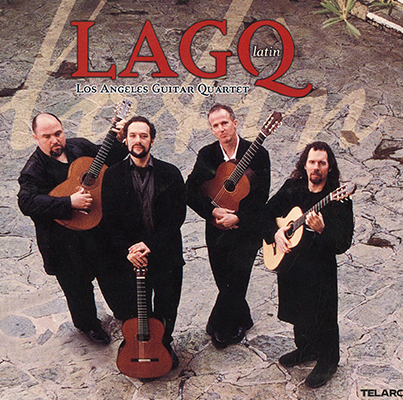 Los Angeles Guitar Quartet - Latin
