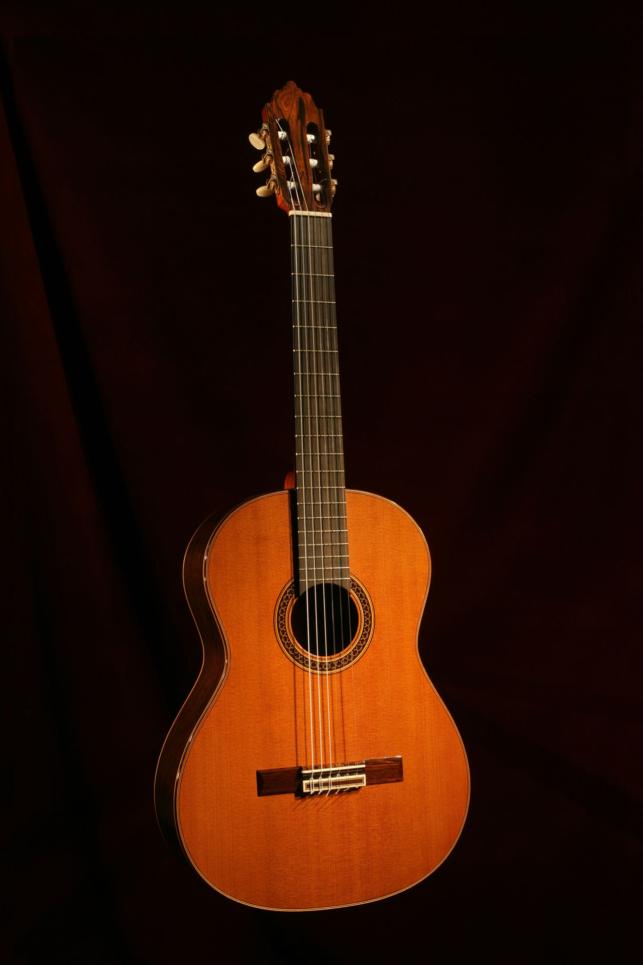 redwood guitar for about me page